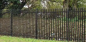 Steel Palisade Fencing Pride Fencing Amp Gates Of Kent