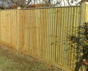 Closeboard Fencing Pride Fencing Amp Gates Of Kent Amp Sussex