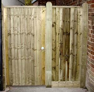 Closeboard Gates Pride Fencing Amp Gates Of Kent Amp Sussex