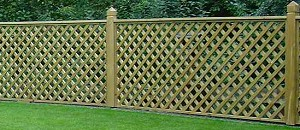 trellis fencing pride fencing gates of kent sussex